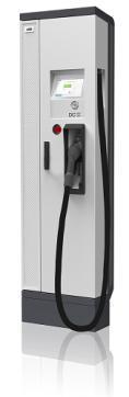Commercial Charger 20kW DC CHAdeMO 30-60 min