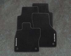 24 From splatter-saving mud flaps to stain-saving floor mats, keep your