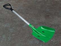 216/2010 (3T0 093 108) Foldable snow shovel Made of