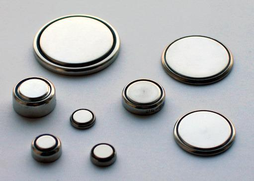Lithium Batteries & Coin Cells Most of the lithium batteries you'll see are in coin/button cell form.