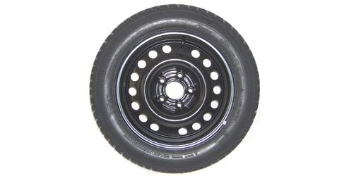 16 inch Complete Steel Wheel with Winter Tire 16 inch Complete Steel Wheel with Winter Tire