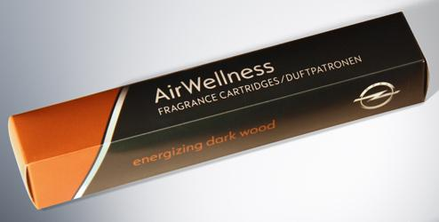 AirWellness Fragrance Cartridges,