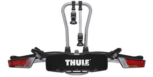 "Mounted Bike Carrier ""EuroClassic G6"" Thule Towing Hitch"