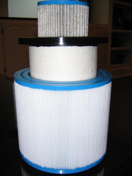 Floating Filter Assy. X265000 25 sq. ft.