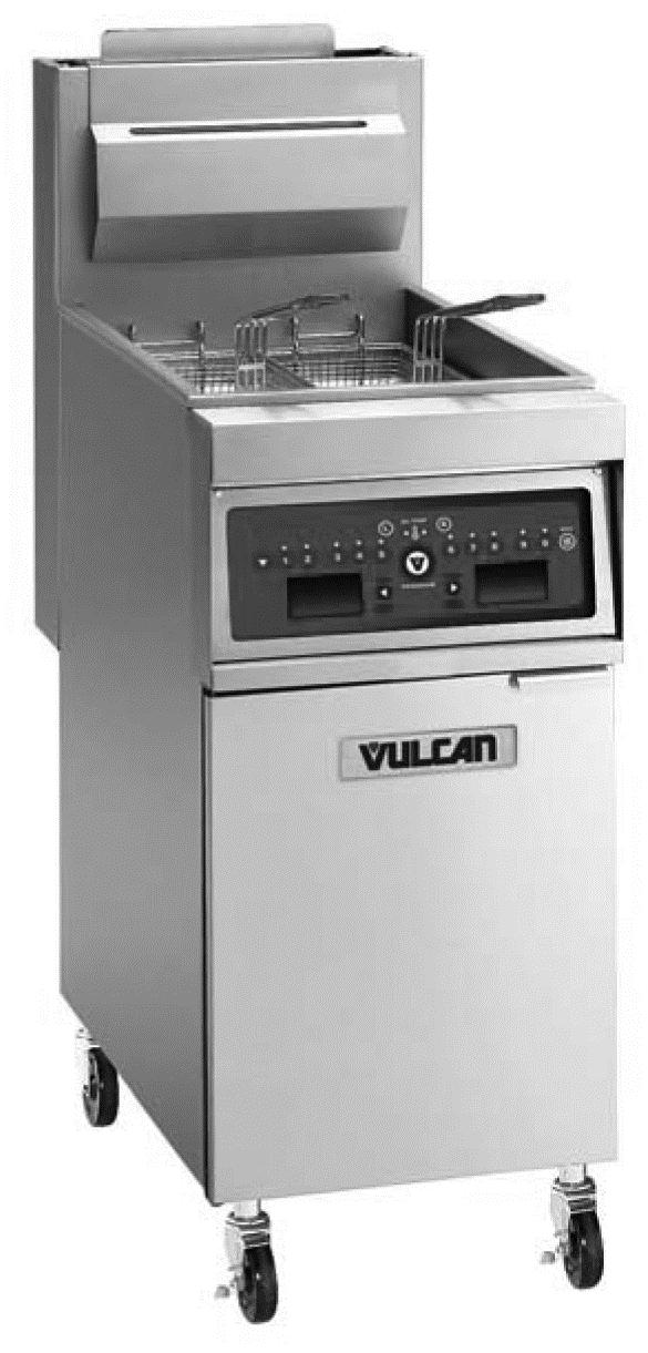 CATALOG OF REPLACEMENT PARTS VK & TR SERIES FRYERS VK Series Without Filter ML-136885