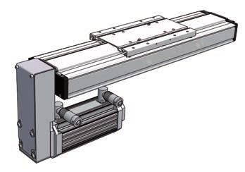 The mounting position of the drive can then be adapted to the environmental conditions.
