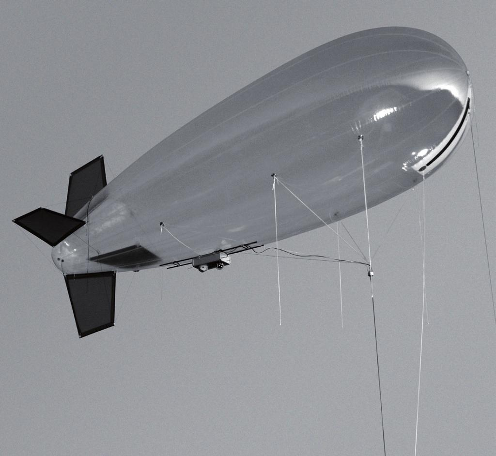 ISR PRODUCTS Intelligence, Surveillance and Reconnaissance tethered balloons Our family of ISR tethered balloons meets a wide range of surveillance and security needs.
