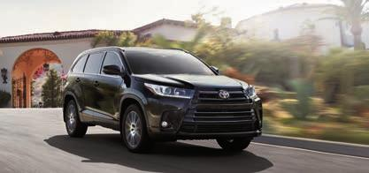 Take your Highlander to a higher place.