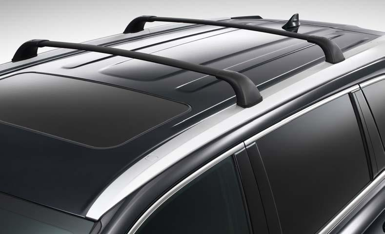 2 Includes mounting screws that easily attach to fittings located inside the roof Compatible with optional panoramic roof