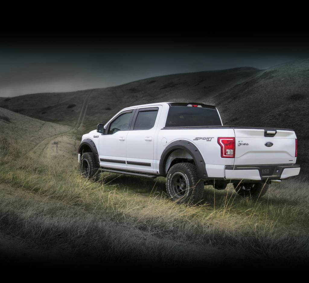 PREMIUM AUTO ACCESSORIES TRUCK CAB SPOILERS GET IN THE GAME WITH OUR NEWEST PRODUCT Change the profile of your pickup
