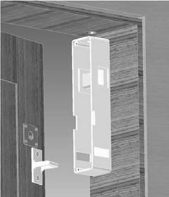 14 EMI and Flush Strike Interlocks (optional) The optional EMI or Flush Strike Interlocks are provided with a combination mechanical lock and electric contact. They are to be used with existing doors.