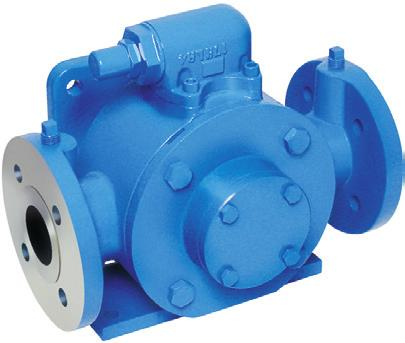 Page 445.1 PRODUCT DESCRIPTION SERIES OPERATING RANGE 1 Rotary vane pumps are used for liquid transfer in applications ranging from chemicals to LP gas.
