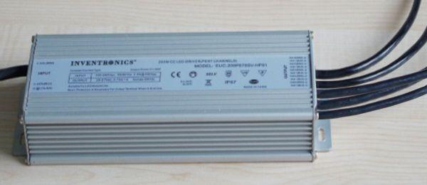1 Power:60W DC Output Voltage 68-114V Rated