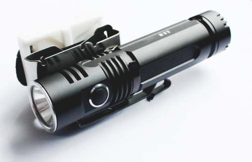 it features latest cree XM-L2 LED and supports 14500 rechargeable Li-ion battery or AA battery.