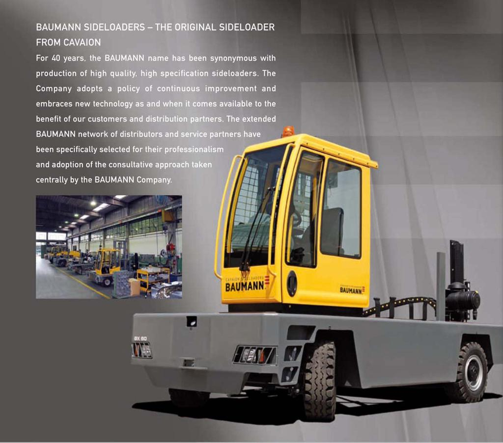 Cavaion Baumann USA CAVAION SIDELOADERS - BAUMANN 855-334-2909