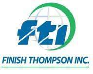 EU DECLARATION OF CONFORMITY Finish Thompson Inc.