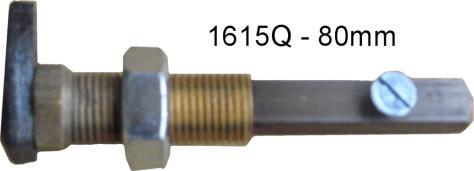 (1605), directly under the combustion plate (1606Q). The Hobson set has holes drilled across the top.