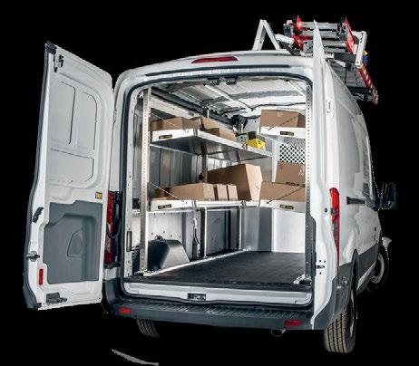 Maximize Cargo Capacity & Vehicle Performance With Contractor Grade, Organized Storage Systems When you want the perfect upfit solution for your work vehicle, turn to Ranger Design.