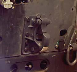 Pintle Hook A Pintle Hook is installed on a Hoist for pulling a trailer. The Pintle Hook uses a mechanical latching system and an air powered secondary locking mechanism.