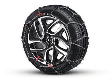 We offer snow chains for 16-18 wheels (1), snow