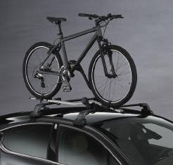 let you fit the cycle carrier (1), ski rack