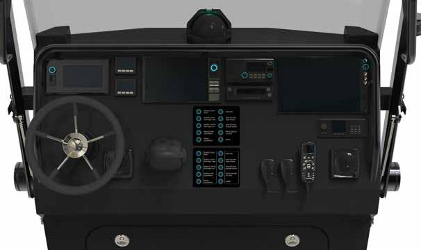 OPTIONS & ACCESSOIRES NAVIGATION SYSTEMS COMMUNICATION SYSTEMS