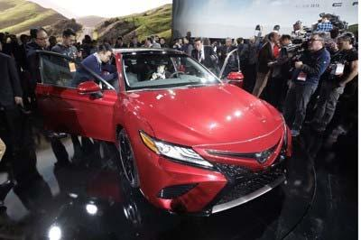 (AP Photo/Carlos Osorio) The Atlanta Journal Constitution Toyota and Mazda on Friday announced a joint venture to build a new factory in the United States, a move sure