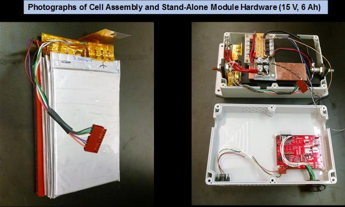 6T-based Demonstration Module Assembly An initial stand-alone system based on a 6-series