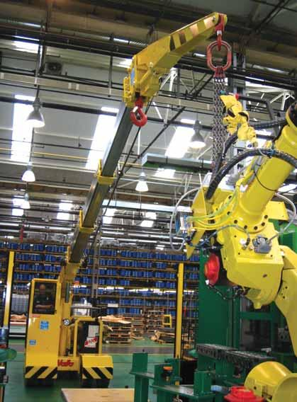 What a c&a industrial lifting Pick& Carry on Over the next month or two, production facilities throughout Europe will be carrying out planned maintenance and improvements as many companies close down