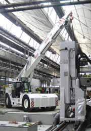 The demise of the pick & carry crane in many parts of Europe has been accredited to many things but is undoubtedly a result of the drastic decline in engineering and manufacturing during the 1970s