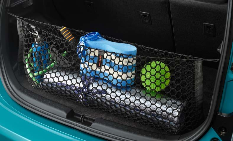Net Envelope 2 A versatile, lightweight solution to securing everyday items in your cargo area.