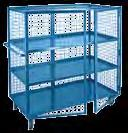 x 75 x 63 211 THREE-SIDED, 3 SHELVES ML209 ML215 24 x 48 55 42 16 1/2 24 x 51 x 63 174 ML210 ML216 24 x 60 55 42 16 1/2 24 x 63 x 63 198 ML211 ML217 30 x 48 55 42 16 1/2 30 x 51 x 63 229 ML212 ML218