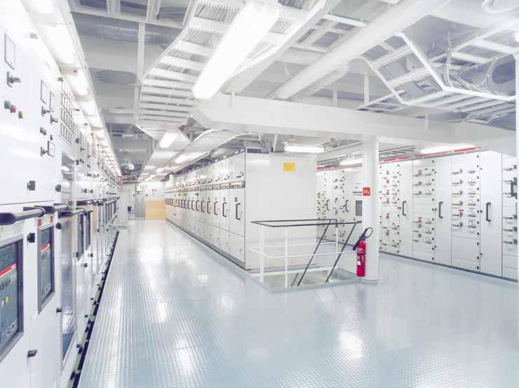 ABB Low voltage systems MNS a long successful history ABB is world wide leader in the production of low voltage switchgears with more the 1,4 million of MNS systems installed since the introduction