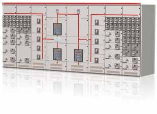 The ideal application of the MNS R is like Power Center for the energy distribution; due to the possibility to reduce the overall dimensions to installing more than one ACB in the same column without