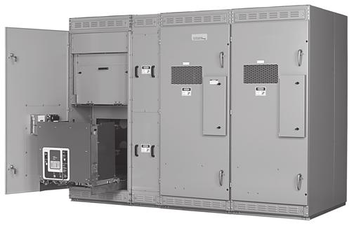 Medium Voltage Metal-Enclosed Switches Metal-Enclosed Breaker MEB.