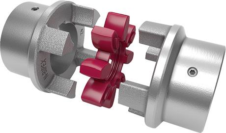 FLENDER Standard Couplings General Siemens AG 2016 Overview N-BIPEX couplings are torsionally flexible and are outstanding for their particularly compact design and low weight.