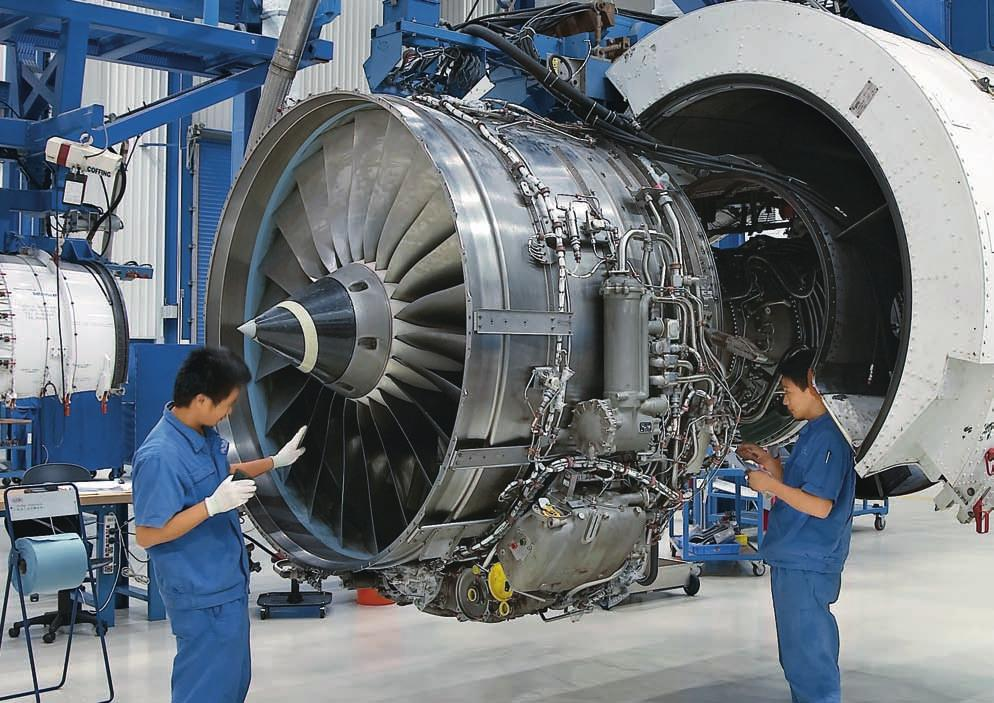 MTU Maintenance Zhuhai The passion for perfection