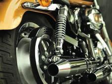 5 Motorcycle Lubricants FUCHS offers more products that are specifically developed for the requirements of motorcycles and two-stroke engines than any other supplier on the market.