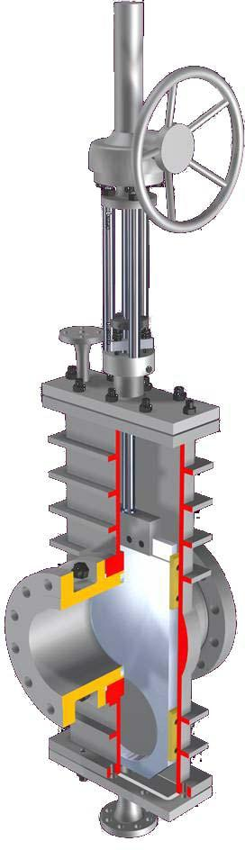 The safety of process equipment often depends on the reliability of these key equipment valves.