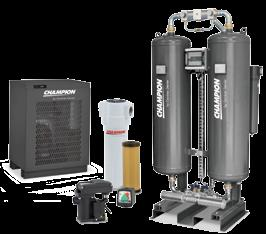 CHAMPION COMPRESSED AIR TECHNOLOGIES Smart and affordable