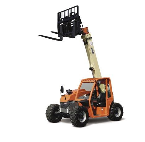 M O D E L R A N G E Model G5-18A The tough, new Super Compact from JLG lets you maneuver around the job site with ease, thanks to its 126-inch turning radius.