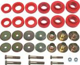 Provides the ultimate in performance and durability! 34142R 1968-74 Polyurethane Body Mount Bushing Classic Industries offers polyurethane bushings for 1968-74 Chevy II/Nova models.