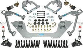 AM678110 AM325557 C14632 C14636 1962-67 Mini Subframe Set Improve stability and steering response and gain ground clearance for your 1962-67 Nova with these mini subframe sets.