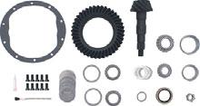Rear End Components Replace Your Worn Out or Broken GM Ring and Pinion Gears with New Components From Motive Gear Master Sets include: Ring and pinion gears Pinion bearings Seal Crush sleeve and nut