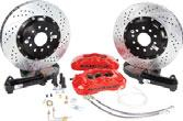 Baer Disc Brake Sets Baer Brakes are known for exceptional braking performance and outstanding quality. Offering many upgrade and conversion brake sets that far exceed OE equipment performance.