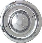 Mounting hardware is included. 3908762 1967-68... 19.99 ea 1968-70 Rally Wheel Ornament Original GM replacement hub cap for the Rally Wheels.