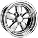 American Racing Wheels Alloy Salt Flat Special This 2 piece wheel will give your vehicle a vintage look reminiscent of the old Halibrand kidney bean wheels that first gained popularity with racers in