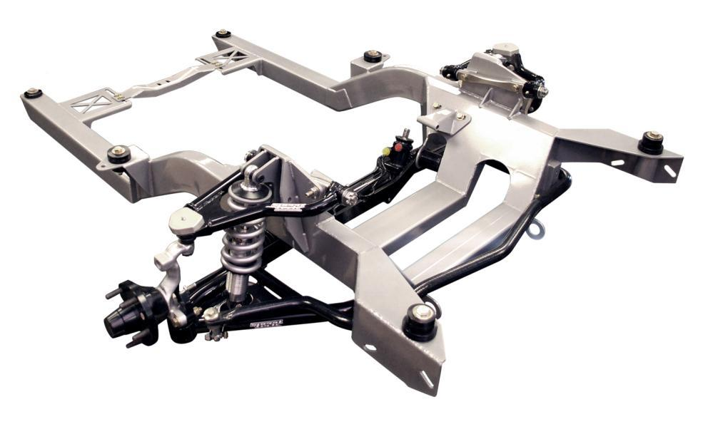 All products are intended for off road use only and must be installed by qualified professionals only Thank you for purchasing your new Speedtech Sub Frame suspension kit.
