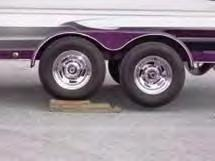 dampening compared to cord type axle systems.