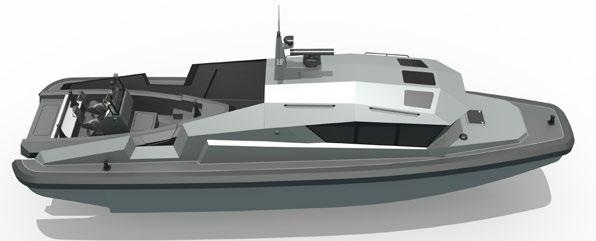 ROUGHNECK OPH-UNMANNED SURFACE VEHIE (USV): STATE-OF-THE-ART UNMANNED BOAT This unmanned boat is the next level in unmanned surface vehicles (USV).